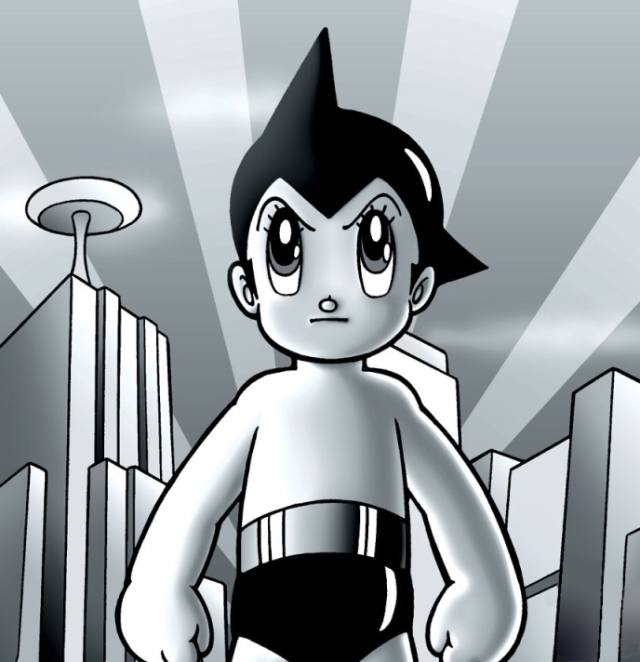 Astro Boy And The Mark Of The Human The Electric Agora